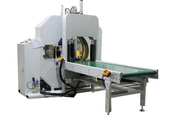 The automatic horizontal stretch wrapper